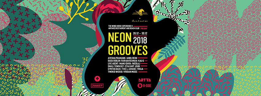 Neon Grooves 2018