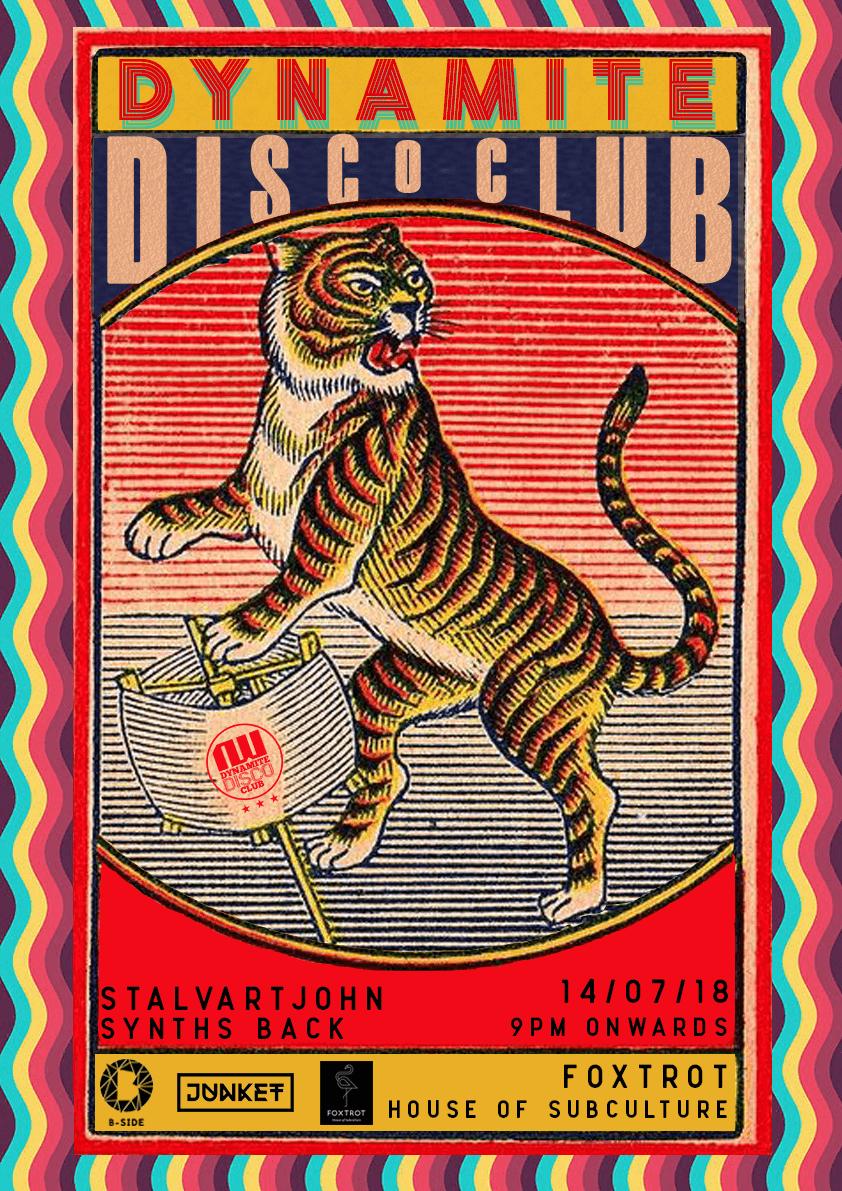 Dynamite Disco Club - Foxtrot