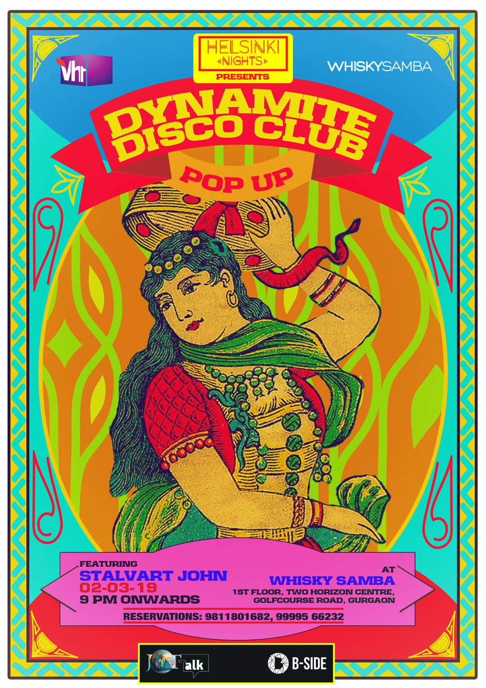Dynamite Disco Club - Gurgaon