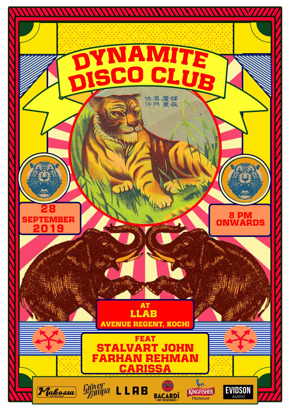 Dynamite Disco Club - Kochi